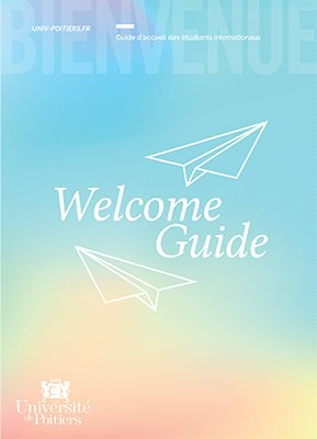 Welcome guide 2019